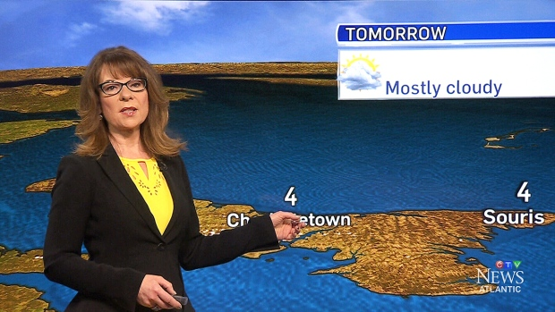 CTV Atlantic: Cindy Days forecast for Jan. 16 | CTV News
