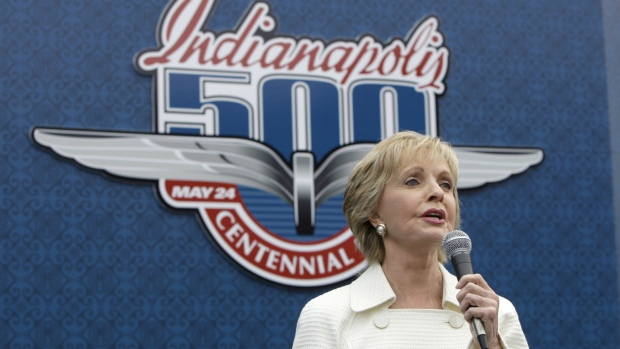 Indy 500 fan favorite Florence Henderson dead at age 82