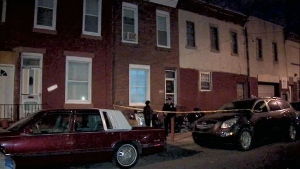 A two-year-old boy is in critical condition after police say he was shot in the chest by his four-year-old cousin in Philadelphia.