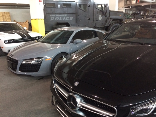 Cottage Car Sales >> Vehicles snatched from driveways across GTA in $5M luxury ...