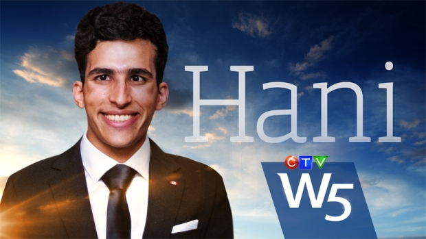 W5 catches up with Hani al Moulia, a young Syrian refugee we first profiled six months ago.