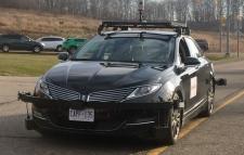 Self-driving MKZ