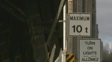 CTV Atlantic: Hartland bridge in need of repairs