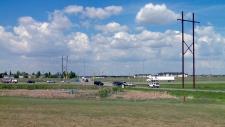 Highway 16 and Boychuk Drive