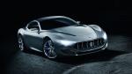 The Maserati Alfieri concept car. (Maserati)