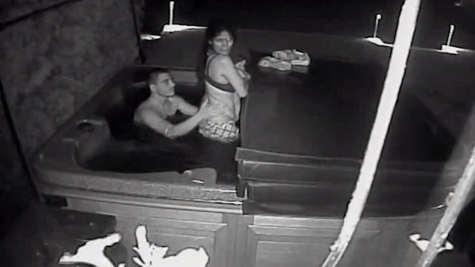 Kelowna resident Noah McDonald, 18, broke into an Okanagan property and had sex with a woman in a hot tub in May.