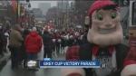 CTV Ottawa Special: REDBLACKS Victory Parade, pt.