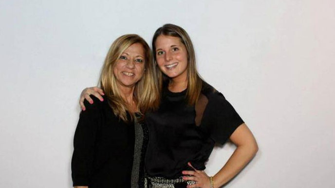 Christiane Vadnais, left, was killed by a neighbour's escaped dog in June, sparking a debate on pet safety in Quebec. (Facebook)
