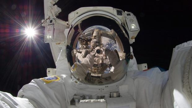 Astronaut Aki Hoshide