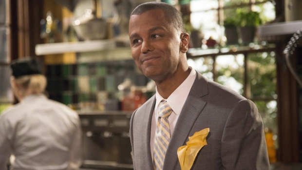 Yanic Truesdale in 'Gilmore Girls'