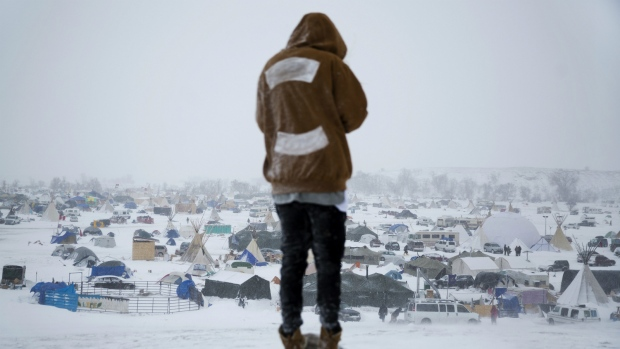 Veterans to join Standing Rock protest