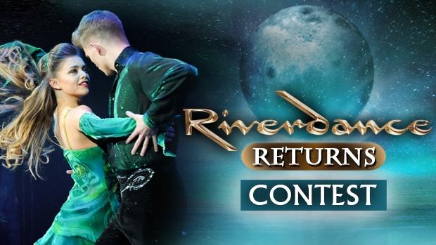 Riverdance Returns Contest