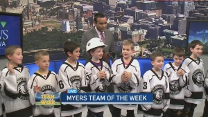 CTV Ottawa: Myers Team of the Week - Nov. 30
