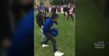 Teen assault