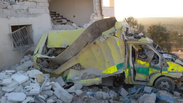 Coalition says civilians killed in strikes in Syria, Iraq