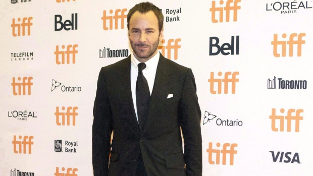 Tom Ford at TIFF