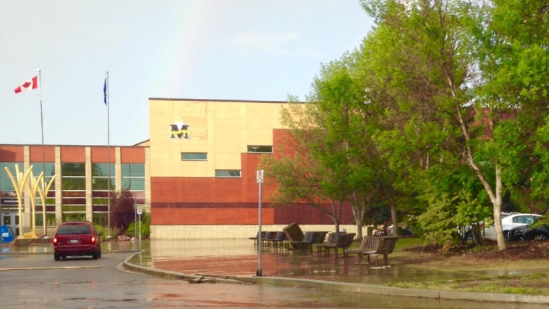 Memorial Composite High School, Stony Plain