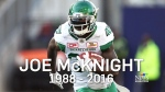 CTV News Channel: Roughrider Joe McKnight killed