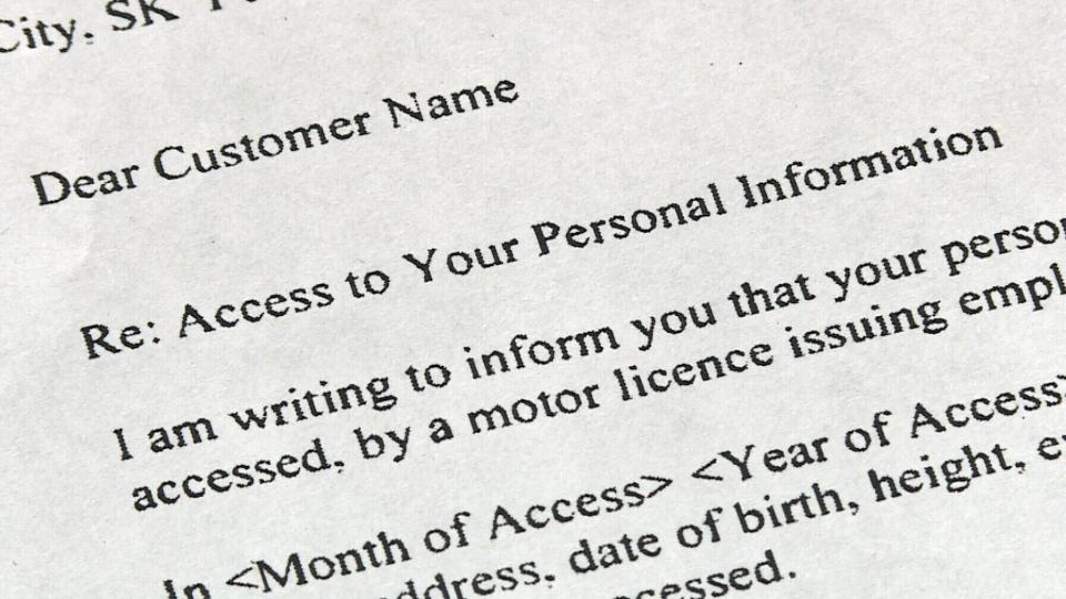 SGI privacy breach