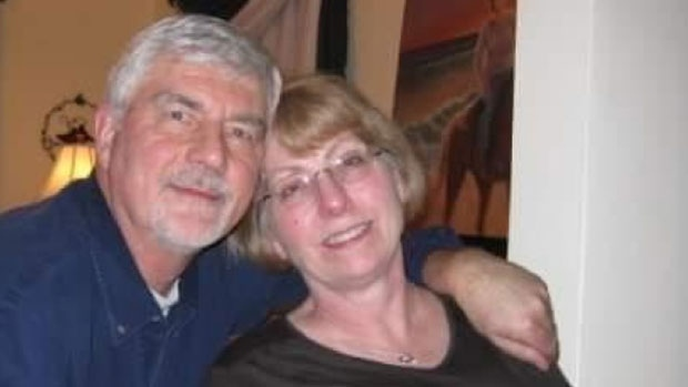 John and Marilyn Tegler were killed after wildfires hit parts of Tennessee. (Photo provided by Dave Lapointe)