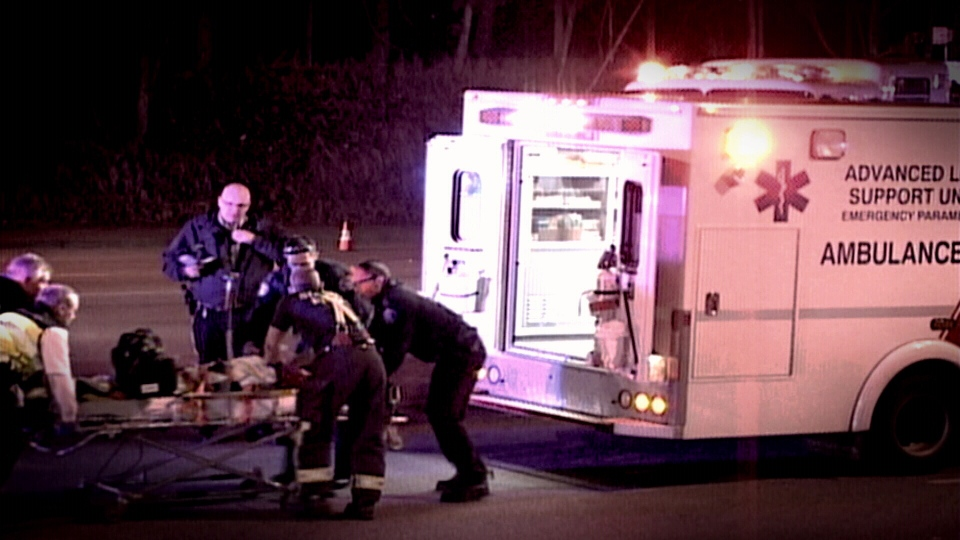 First responders experience higher rates of post-traumatic stress disorder, and an increased risk of suicide. (CTV News). Dec. 2, 2016.
