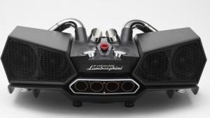 Ixoost EsaVox Lamborghini Speaker system