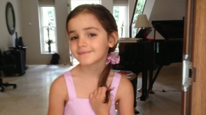 Layla Sabry, 9, is shown in a handout photo. (NRPS)