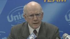 In 2005 Warren Allmand