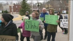 CTV Atlantic: Students rally for teachers