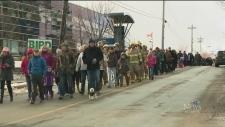 CTV Atlantic: Walk held for Catherine Campbell