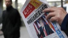 Trump shocks Beijing with Taiwan call