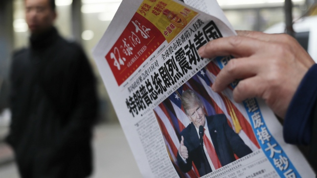 Trump shocks Beijing with Taiwan call