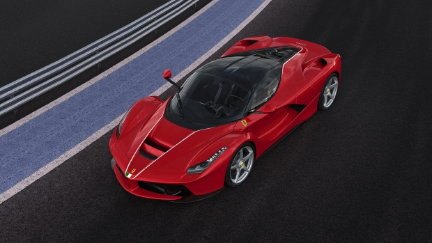 LaFerrari sold for record $7 million at a charity auction over the weekend at Daytona International Speedway.