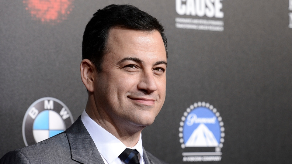 In this March 20, 2014, file photo, television personality and event host Jimmy Kimmel attends the 2nd Annual