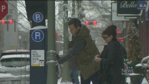 CTV Montreal: Better parking app