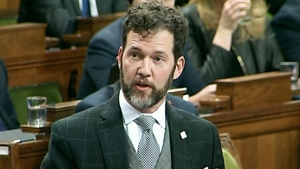Conservative Party Critic for Democratic Reform Scott Reid bashes the Liberals' electoral reform survey. (CTV)