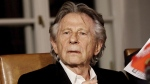 In this file photo from Oct. 30, 2015, filmmaker Roman Polanski talks to reporters in in Krakow, Poland, after a Polish judge ruled that Polish law forbids his extradition to the U.S., where in 1977 he pleaded guilty to having had sex with a minor. (AP / Jarek Praszkiewicz, File)