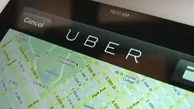 Uber Calgary