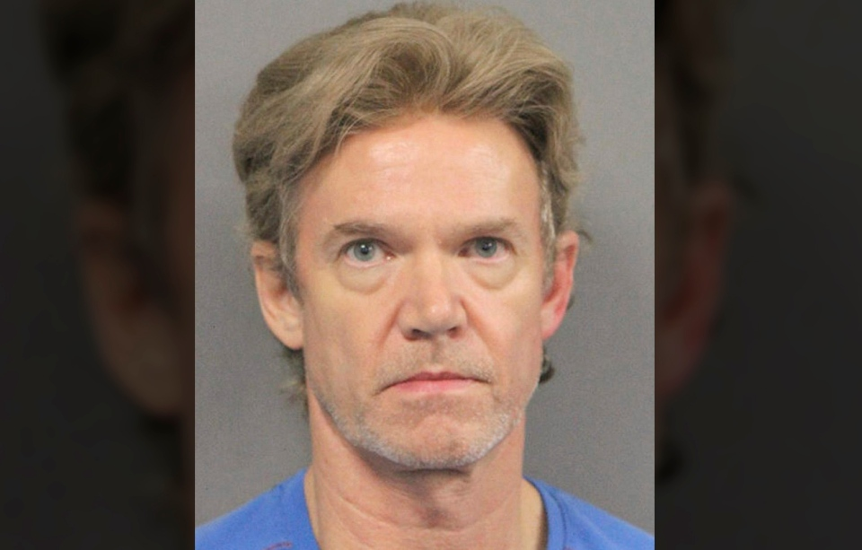 This booking photo released by the Jefferson Parish Sheriff's Office shows Ronald Gasser, 54.