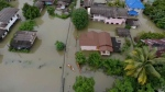 Severe flooding hits southern Thailand