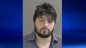 Frederick Gingras, 21, has been charged with two counts of first-degree murder and two counts of attempted murder.