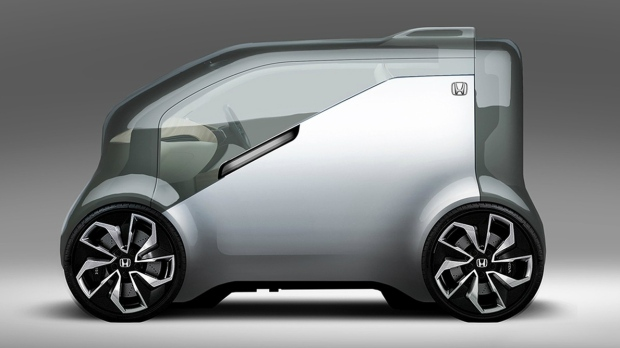 Honda teases NeuV concept with 'emotion engine' for CES 2017