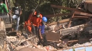 Quake rescue