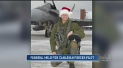 CTV Toronto: Funeral for pilot in CF-18 crash