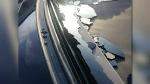 CTV Barrie: Debris hits car