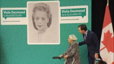 Viola Desmond  on new banknote