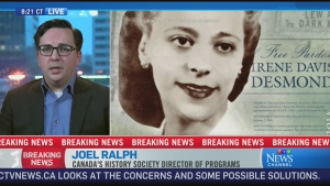 CTV News Channel: 'Iconic Canadian'