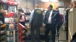 RCMP officers raid popular smoke shop in Ottawa