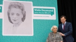 First Canadian woman to appear on banknote named