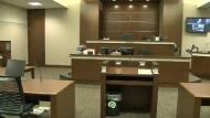 Calgary court room